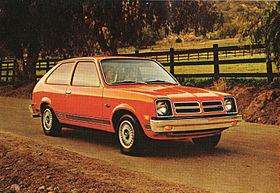 Chevrolet Chevette 1977 foto - 2