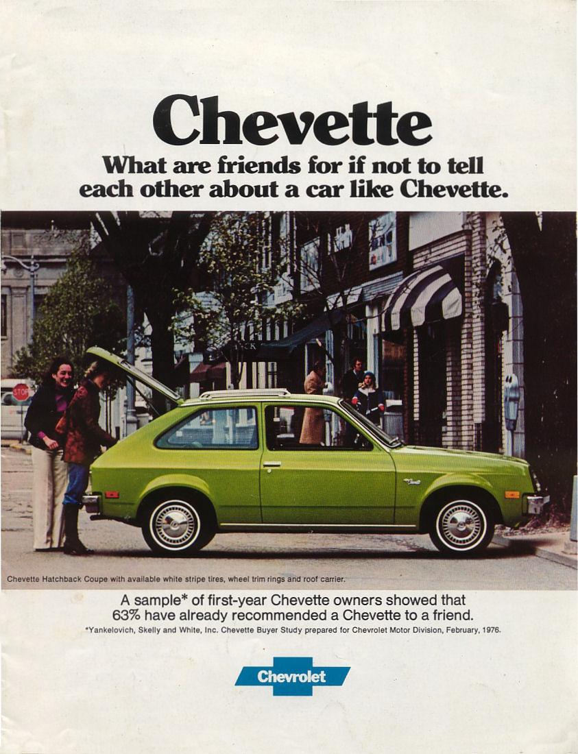 Chevrolet Chevette 1977 foto - 5