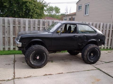 Chevrolet Chevette 1979 foto - 1