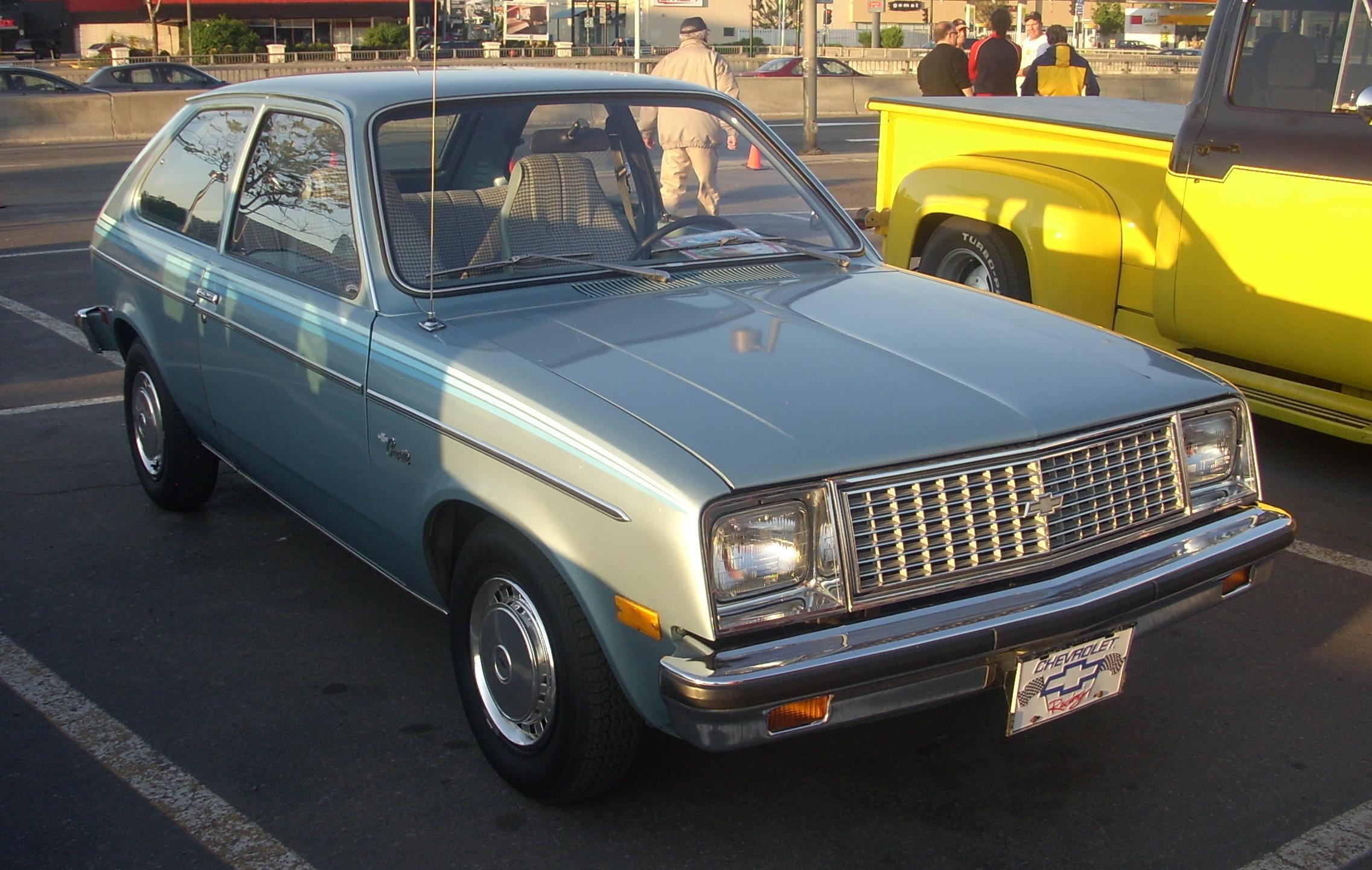 Chevrolet Chevette 1979 foto - 2