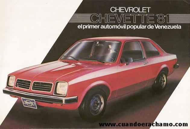 Chevrolet Chevette 1980 foto - 1