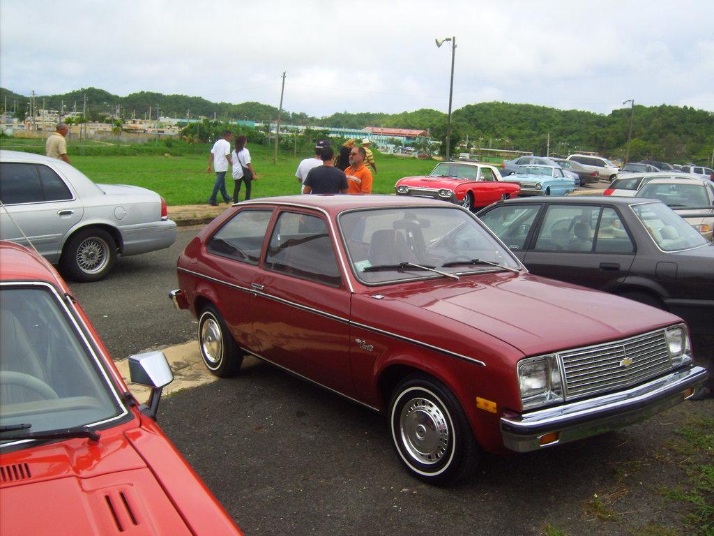 Chevrolet Chevette 1980 foto - 2