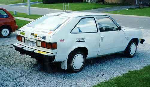 Chevrolet Chevette 1980 foto - 3