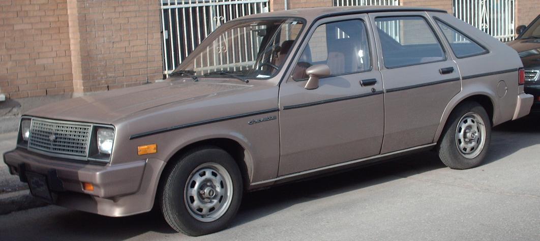 Chevrolet Chevette 1981 foto - 3