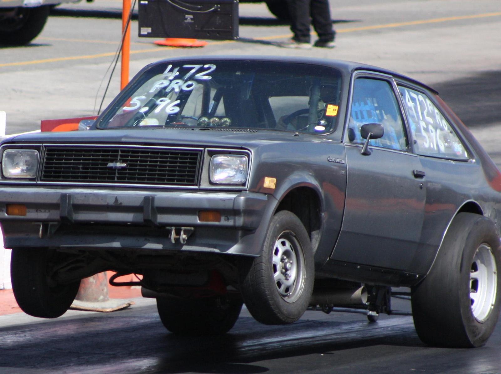 Chevrolet Chevette 1982 foto - 3