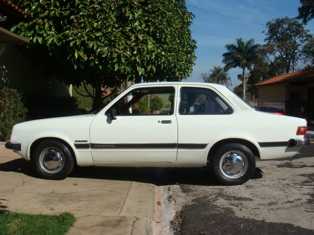 Chevrolet Chevette 1982 foto - 4