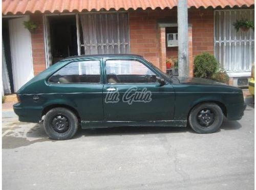 Chevrolet Chevette 1982 foto - 5