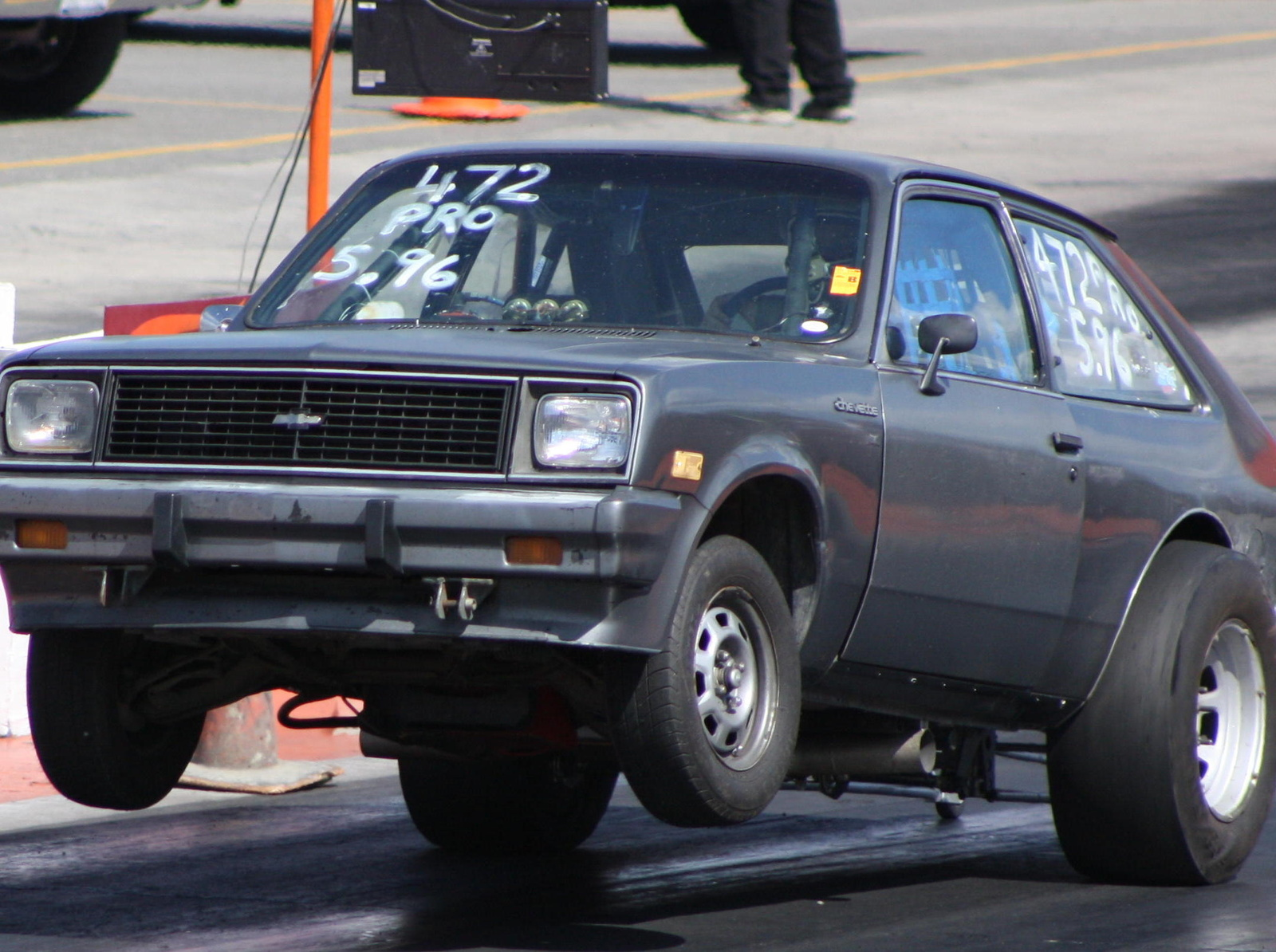 Chevrolet Chevette 1984 foto - 2