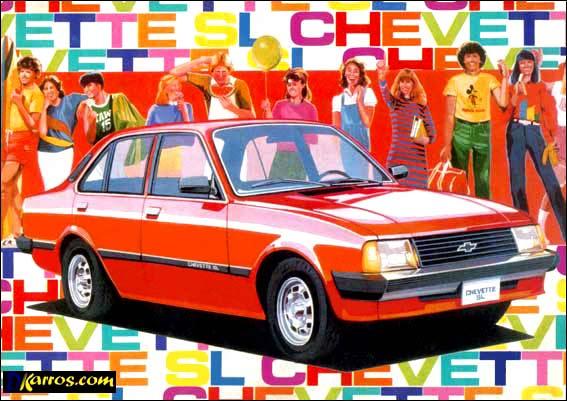 Chevrolet Chevette 1984 foto - 3