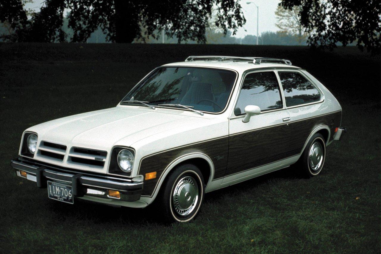 Chevrolet Chevette 1986 foto - 1