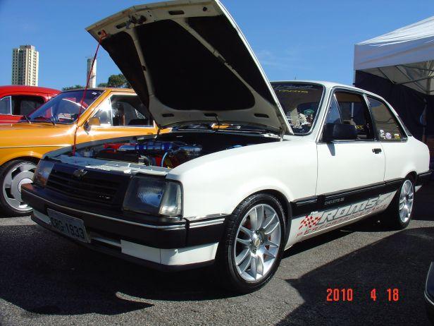 Chevrolet Chevette 1986 foto - 3