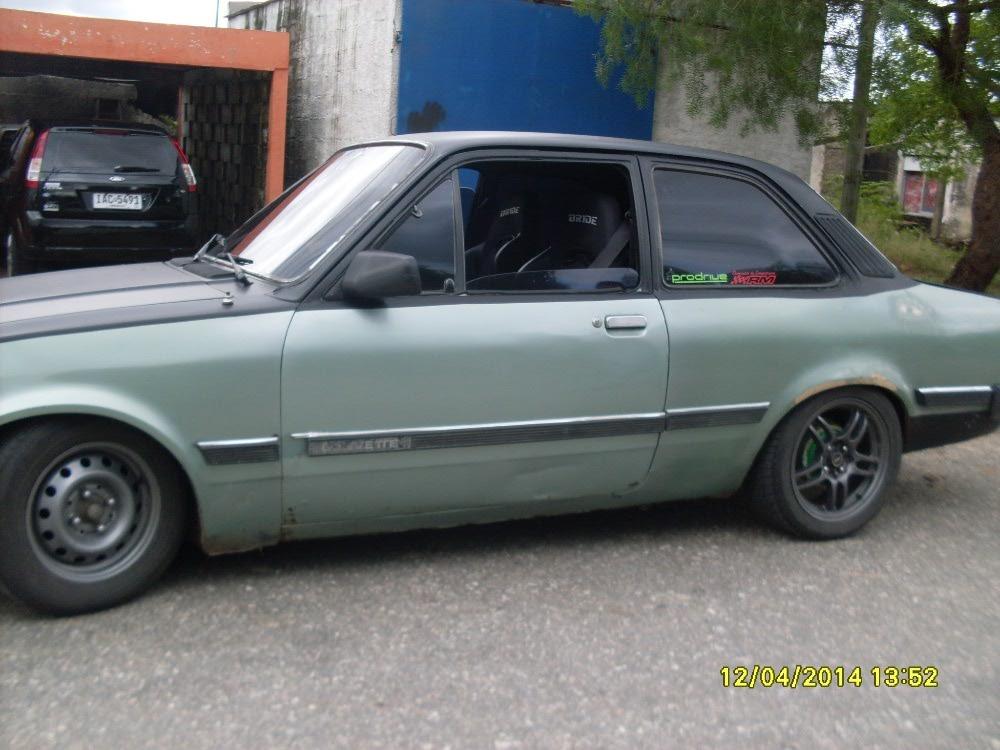 Chevrolet Chevette 1986 foto - 4