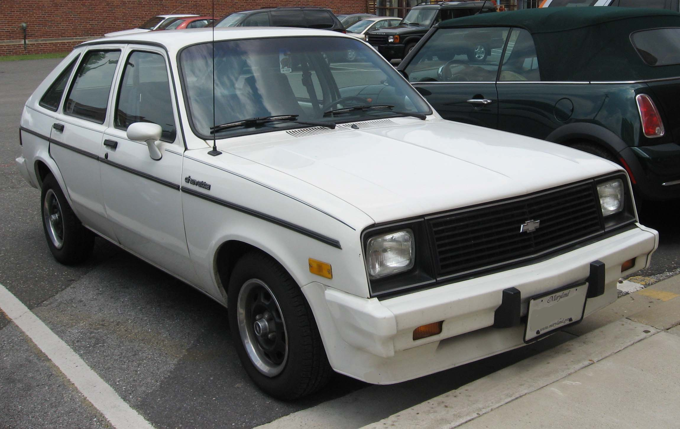 Chevrolet Chevette 1989 foto - 1