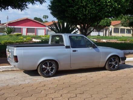Chevrolet Chevette 1989 foto - 2