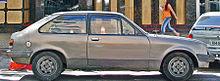 Chevrolet Chevette 1990 foto - 5