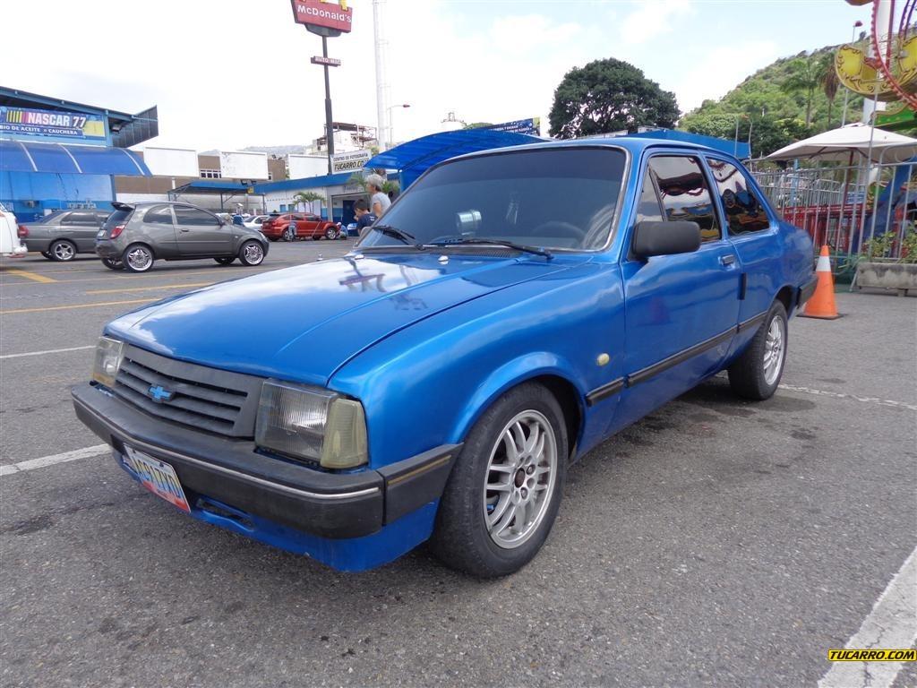 Chevrolet Chevette 1991 foto - 1