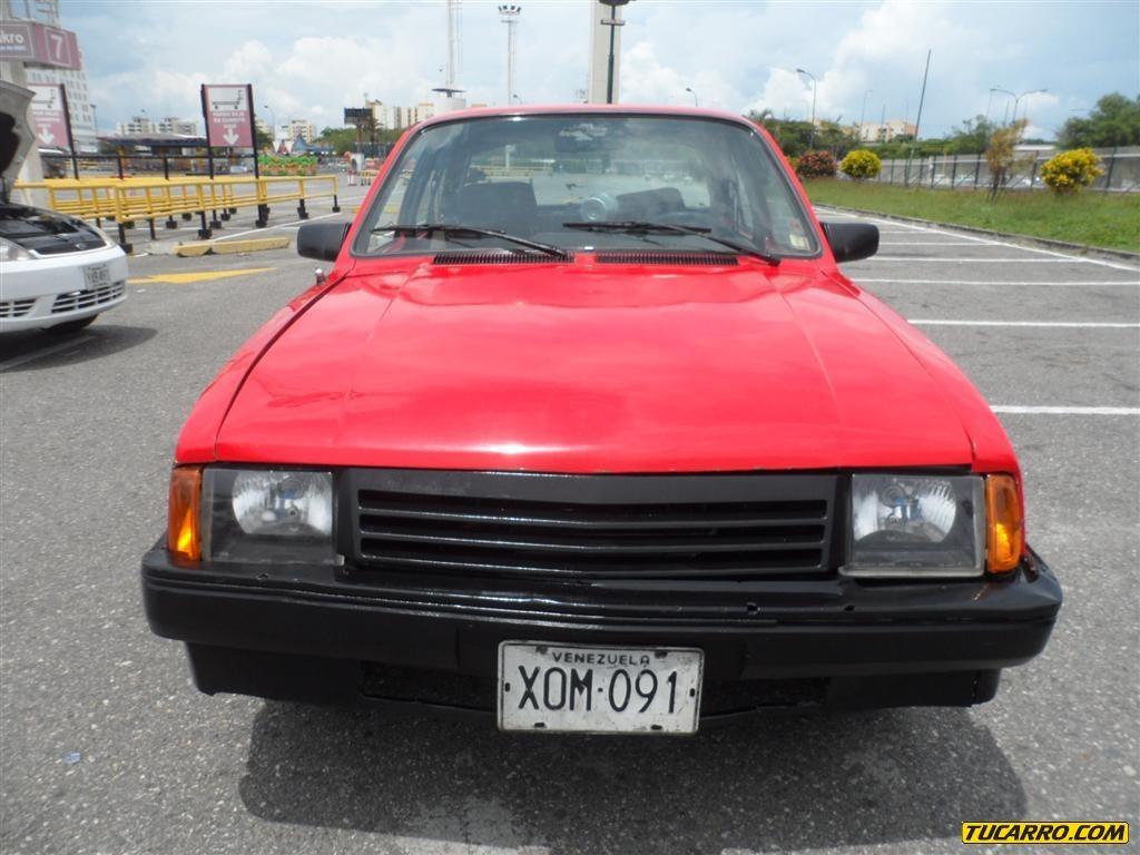 Chevrolet Chevette 1991 foto - 3