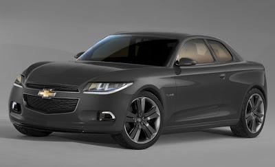 Chevrolet Chevette 2014 foto - 3