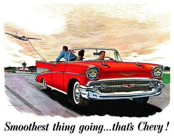 Chevrolet Chevy 1957 foto - 5