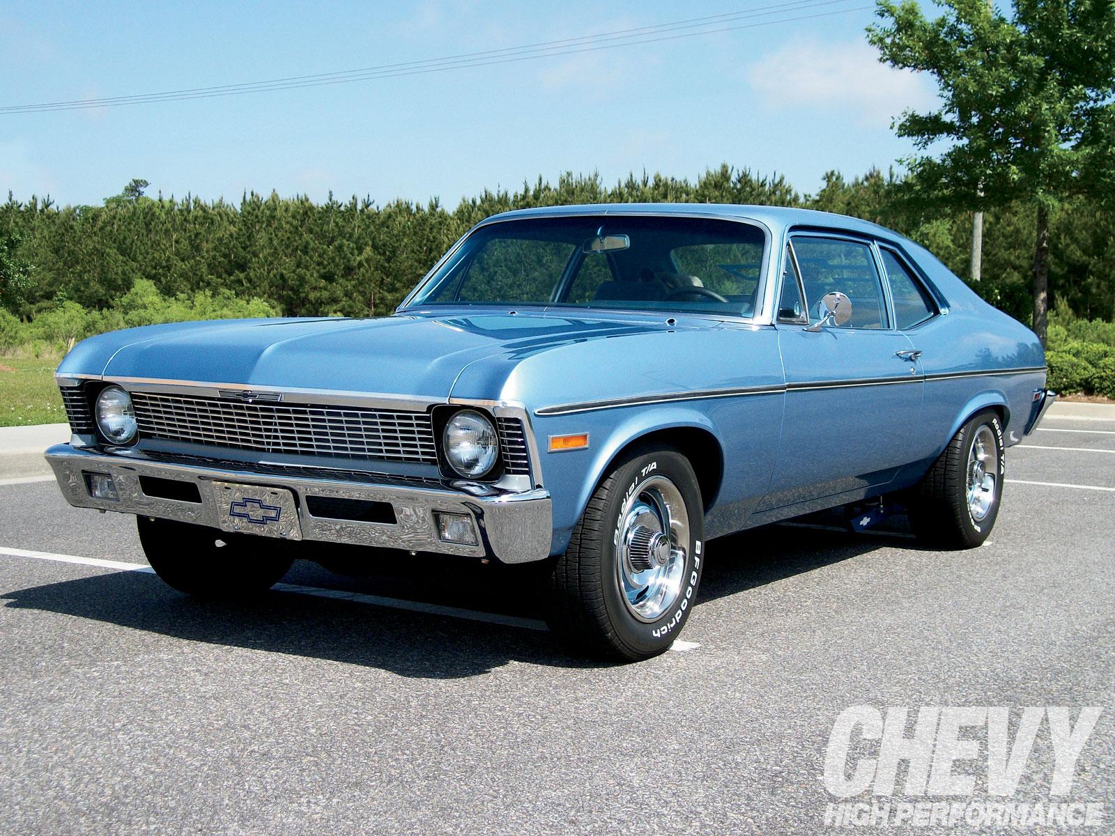 Chevrolet Chevy 1970 foto - 1