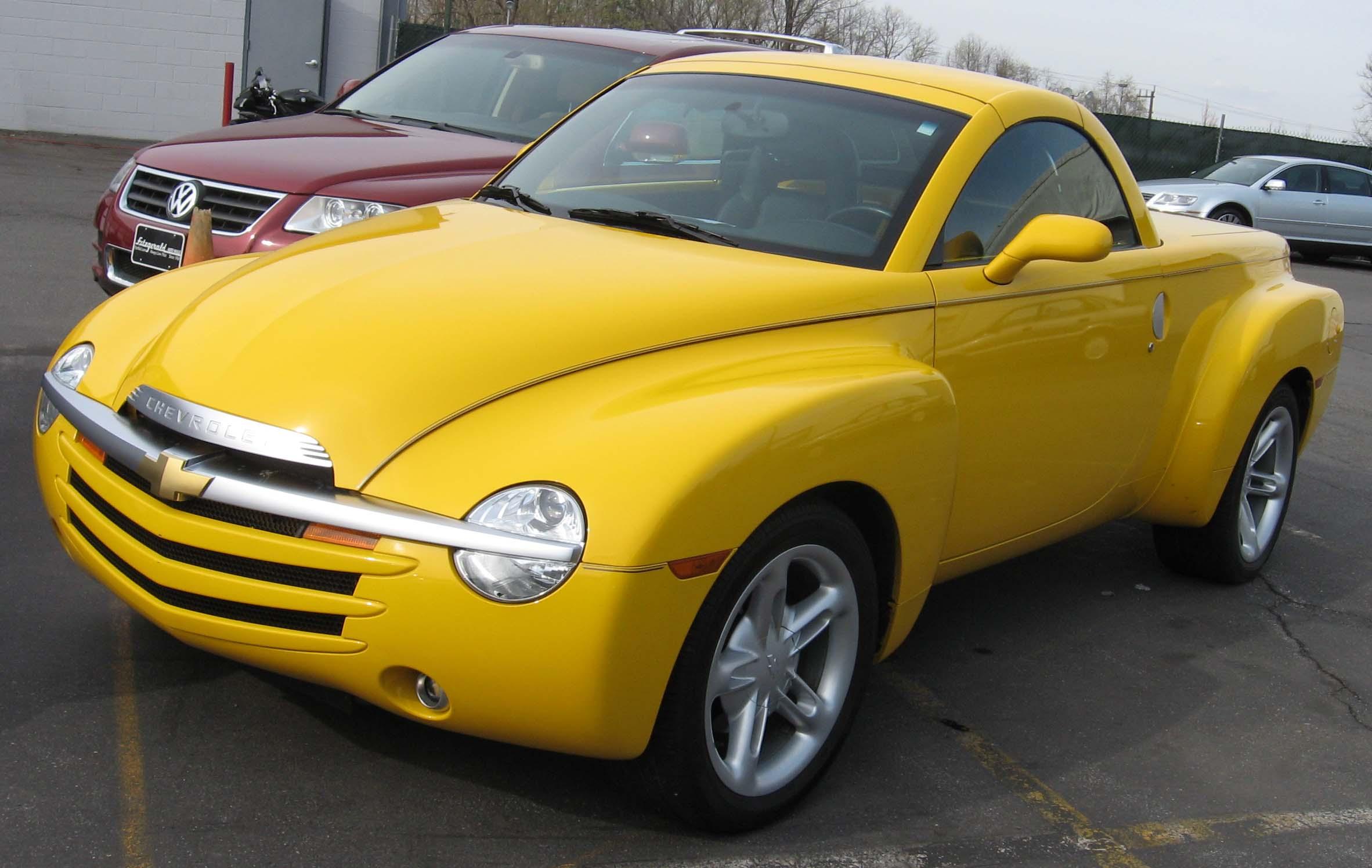 Chevrolet Chevy 2000 foto - 3