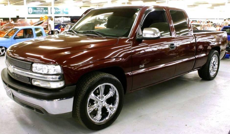 Chevrolet Chevy 2002 foto - 4
