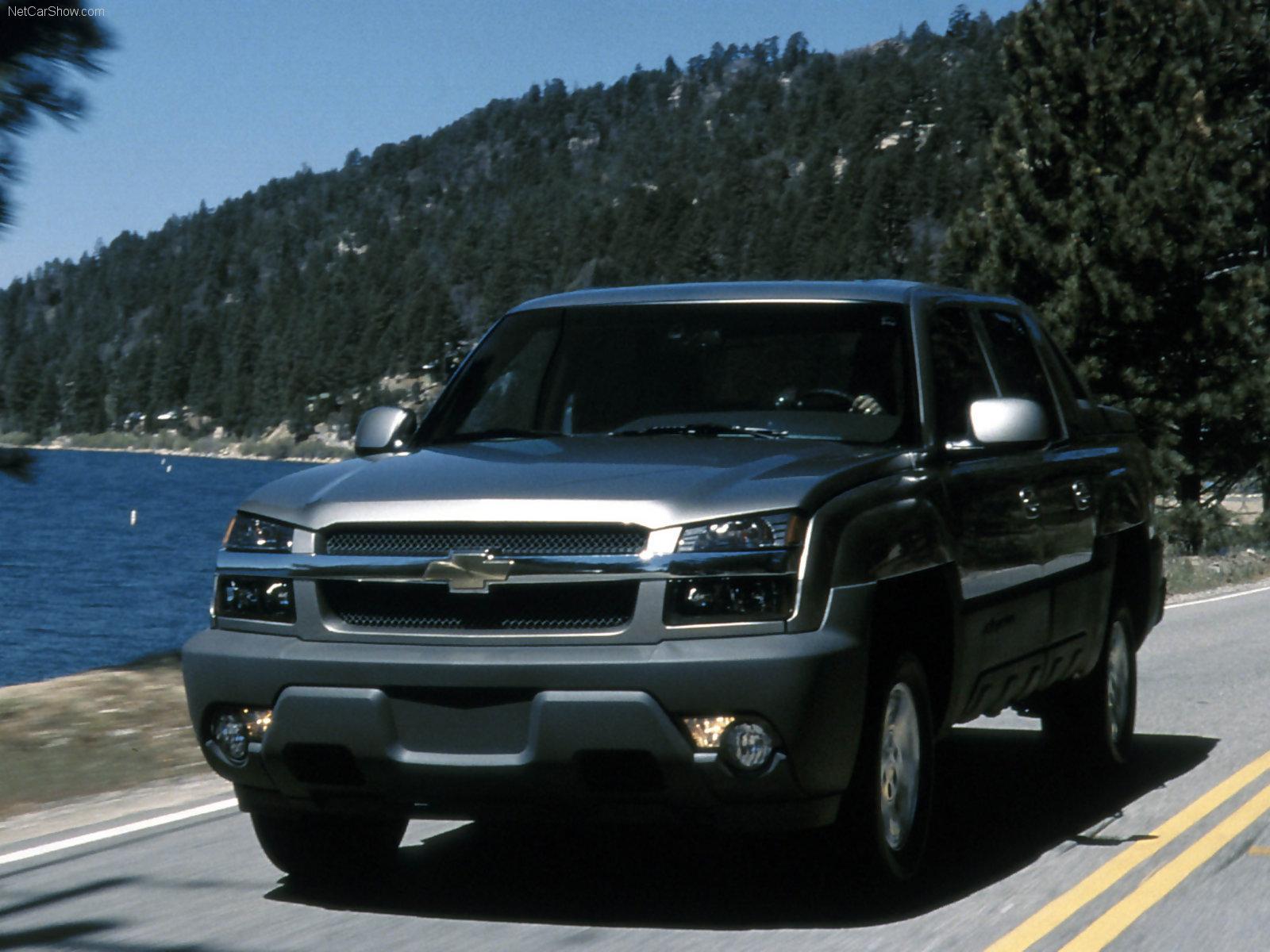 Chevrolet Chevy 2002 foto - 5
