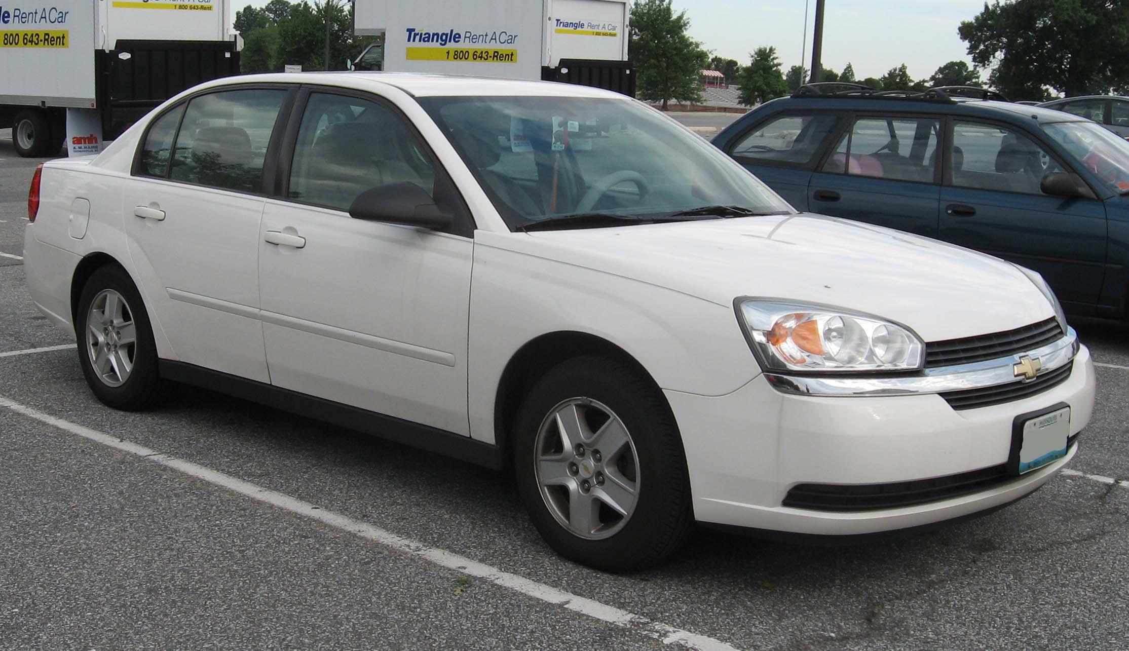 Chevrolet Chevy 2005 foto - 1