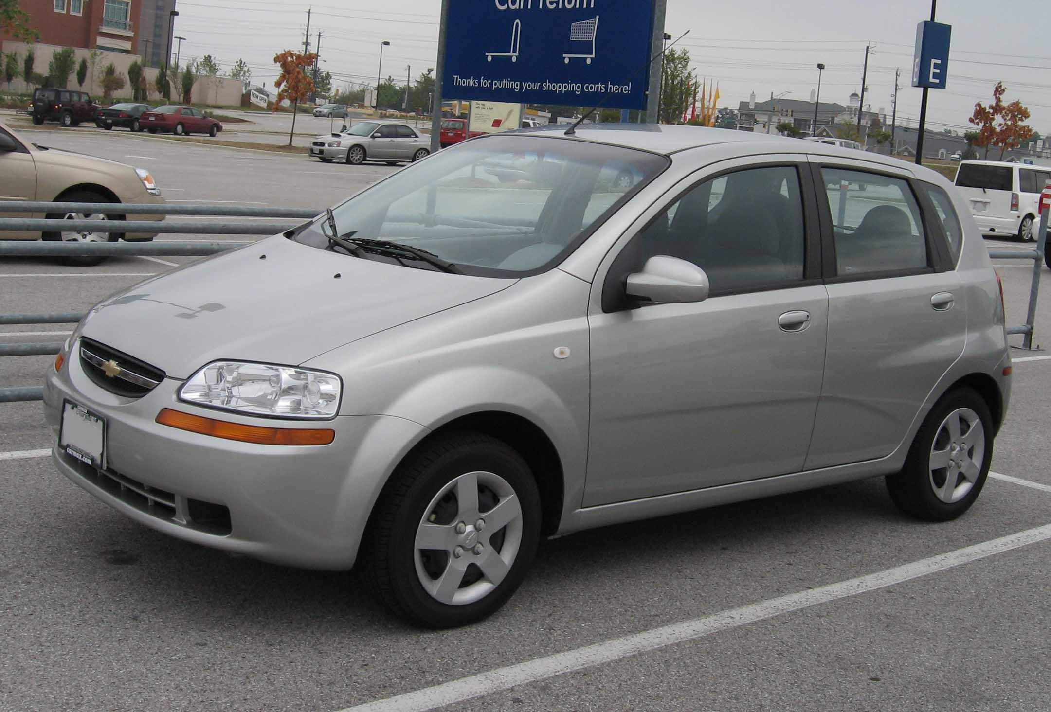 Chevrolet Chevy 2006 foto - 4
