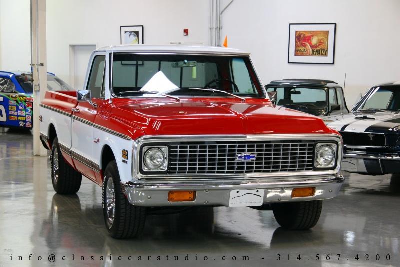 Chevrolet Cheyenne 1972 foto - 1
