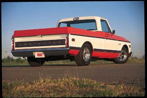 Chevrolet Cheyenne 1972 foto - 4