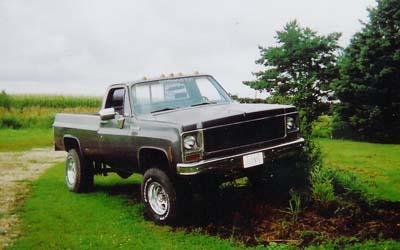 Chevrolet Cheyenne 1980 foto - 2