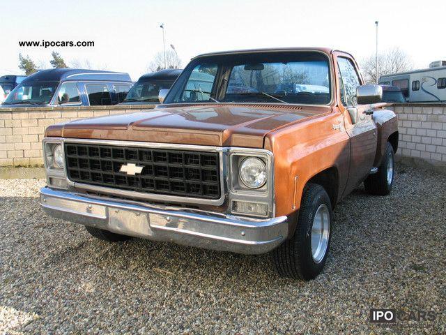 Chevrolet Cheyenne 1980 foto - 3