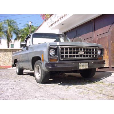 Chevrolet Cheyenne 1980 foto - 5