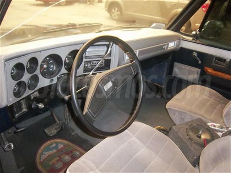 Chevrolet Cheyenne 1981 foto - 1