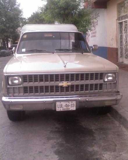 Chevrolet Cheyenne 1981 foto - 3