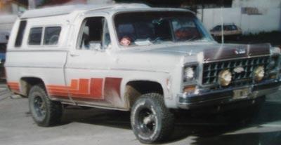 Chevrolet Cheyenne 1981 foto - 4