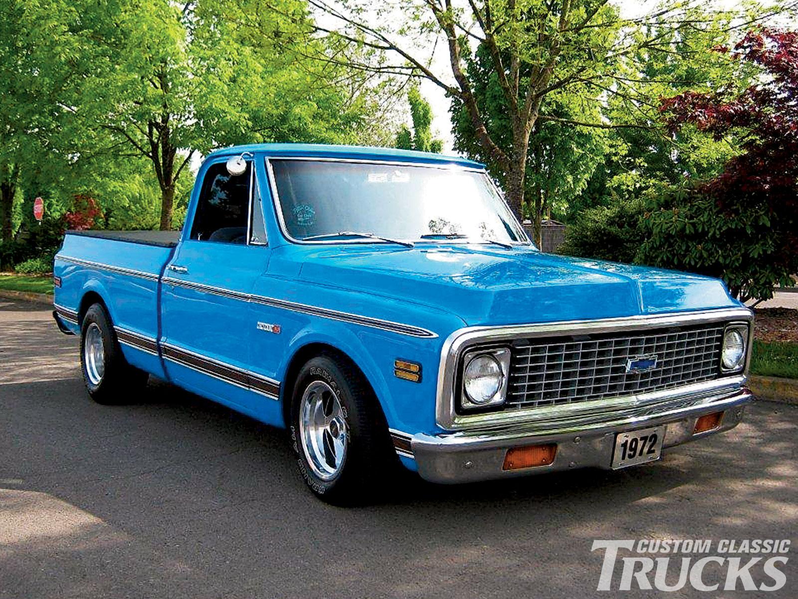 Chevrolet Cheyenne 1982 foto - 1