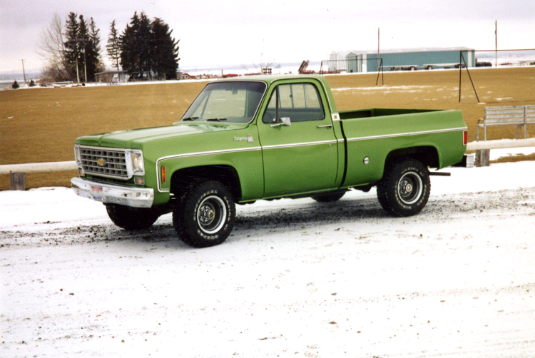Chevrolet Cheyenne 1985 foto - 1