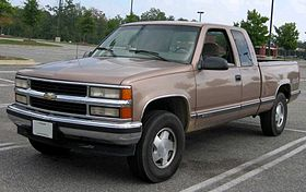 Chevrolet Cheyenne 1985 foto - 3