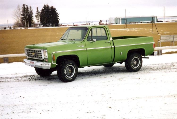 Chevrolet Cheyenne 1986 foto - 1