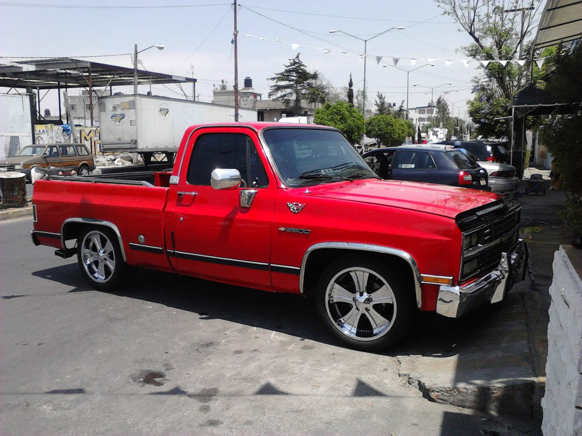 Chevrolet Cheyenne 1987 foto - 1