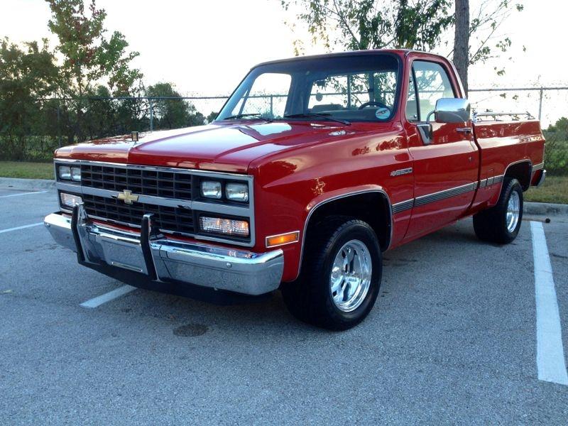 Chevrolet Cheyenne 1989 foto - 1