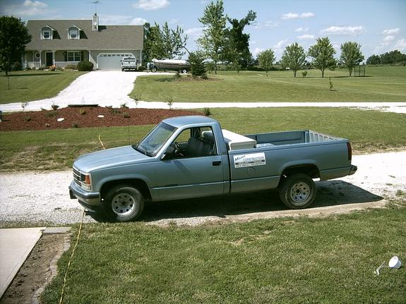 Chevrolet Cheyenne 1989 foto - 4