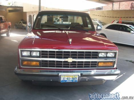 Chevrolet Cheyenne 1990 foto - 5