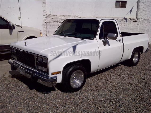 Chevrolet Cheyenne 1991 foto - 1