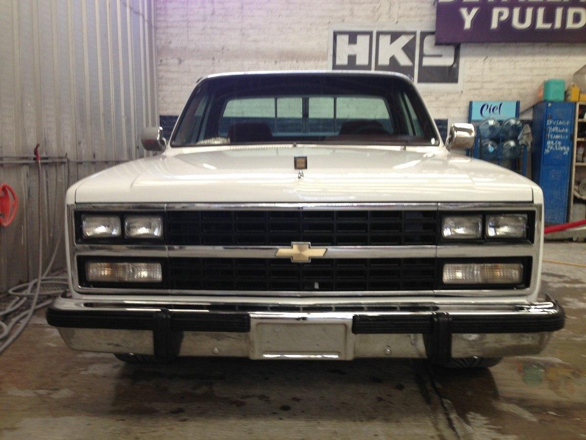 Chevrolet Cheyenne 1991 foto - 4
