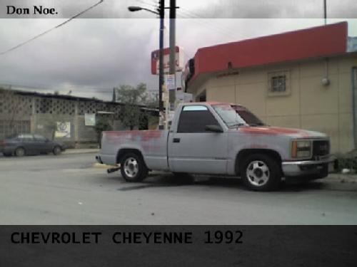 Chevrolet Cheyenne 1992 foto - 5