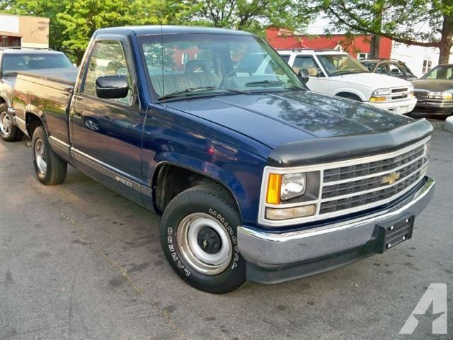 Chevrolet Cheyenne 1993 foto - 1