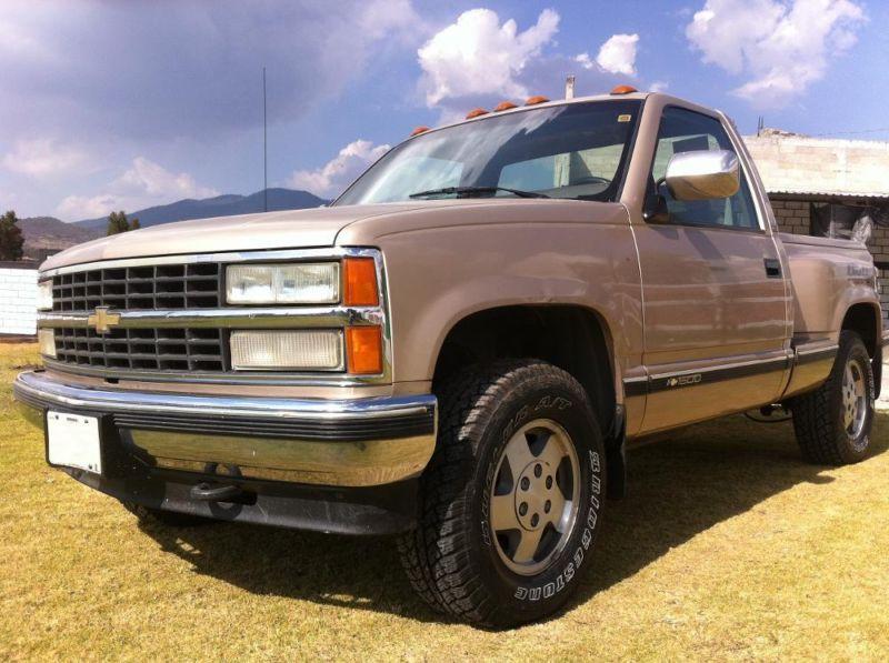 Chevrolet Cheyenne 1993 foto - 4
